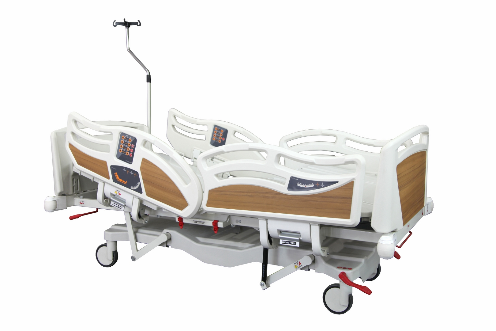 FAUTLESS - 3300 HOSPITAL BED WITH 3 MOTORS Detail 1