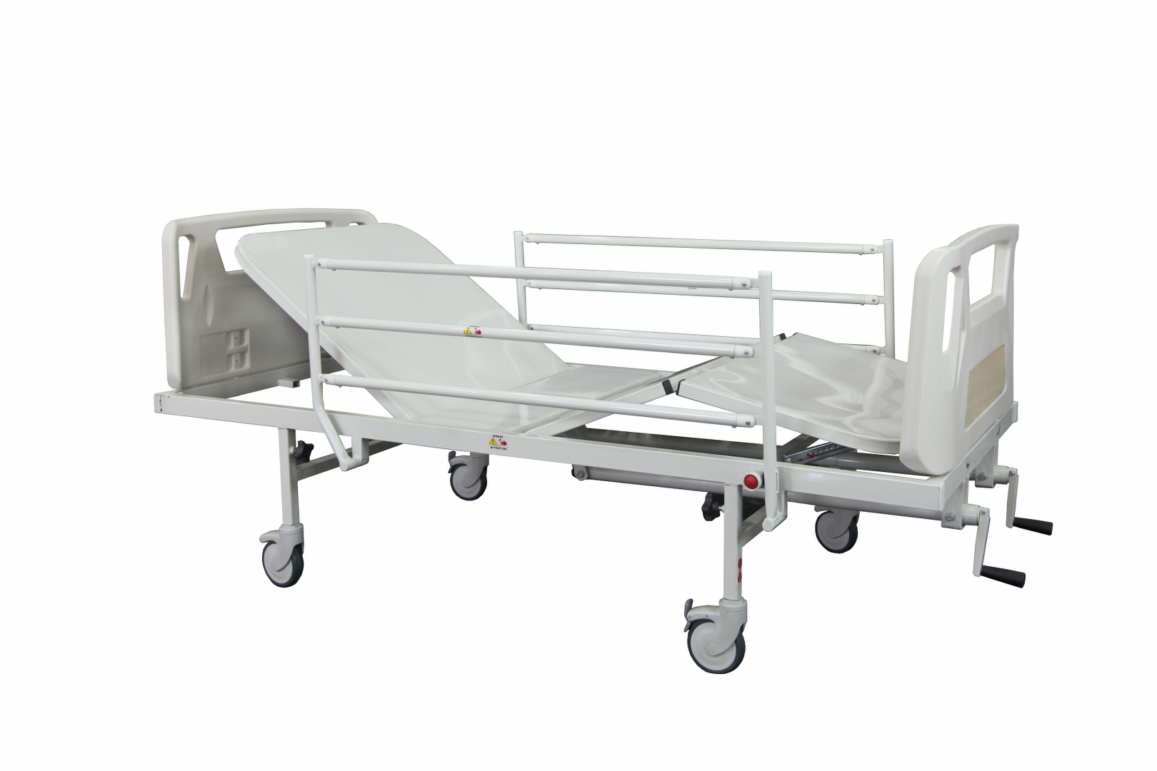 HKM-CC20 MECHANICAL HOSPITAL BED WITH 2 ADJUSTMENT Detail 1