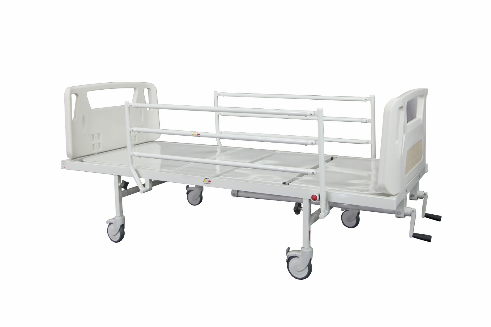 HKM-CC20 MECHANICAL HOSPITAL BED WITH 2 ADJUSTMENT