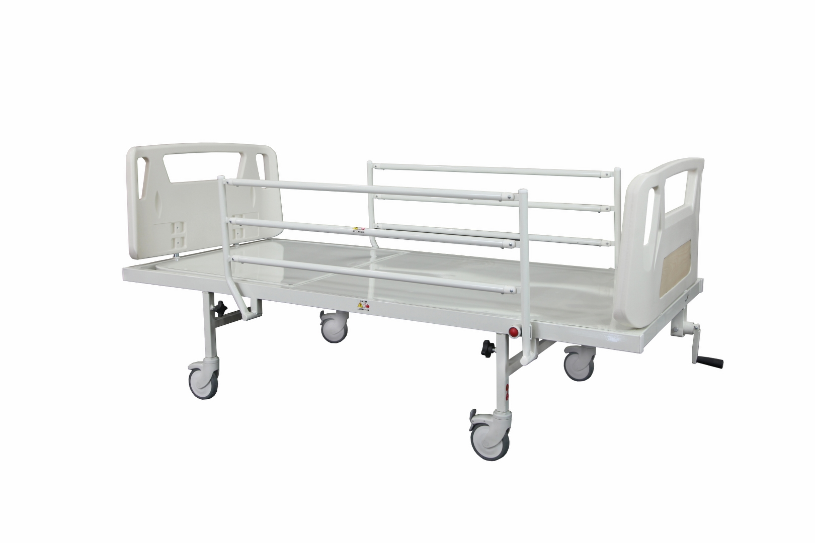 HKM-TC10 MECHANICAL HOSPITAL BED WITH ONE ADJUSTMENT
