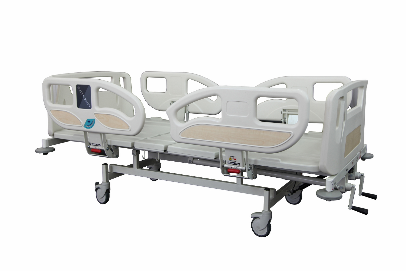 HKM-UA32 MECHANICAL HOSPITAL BED WITH 3 ADJUSTMENT