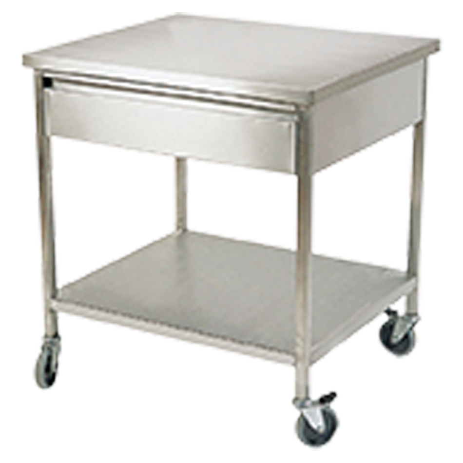ALM-20 INSTRUMENT TROLLEY WITH DRAWER