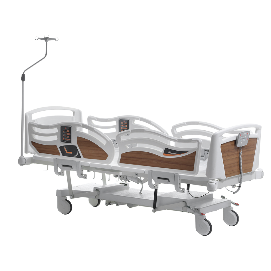 FAUTLESS - 3300 HOSPITAL BED WITH 3 MOTORS Detail 2