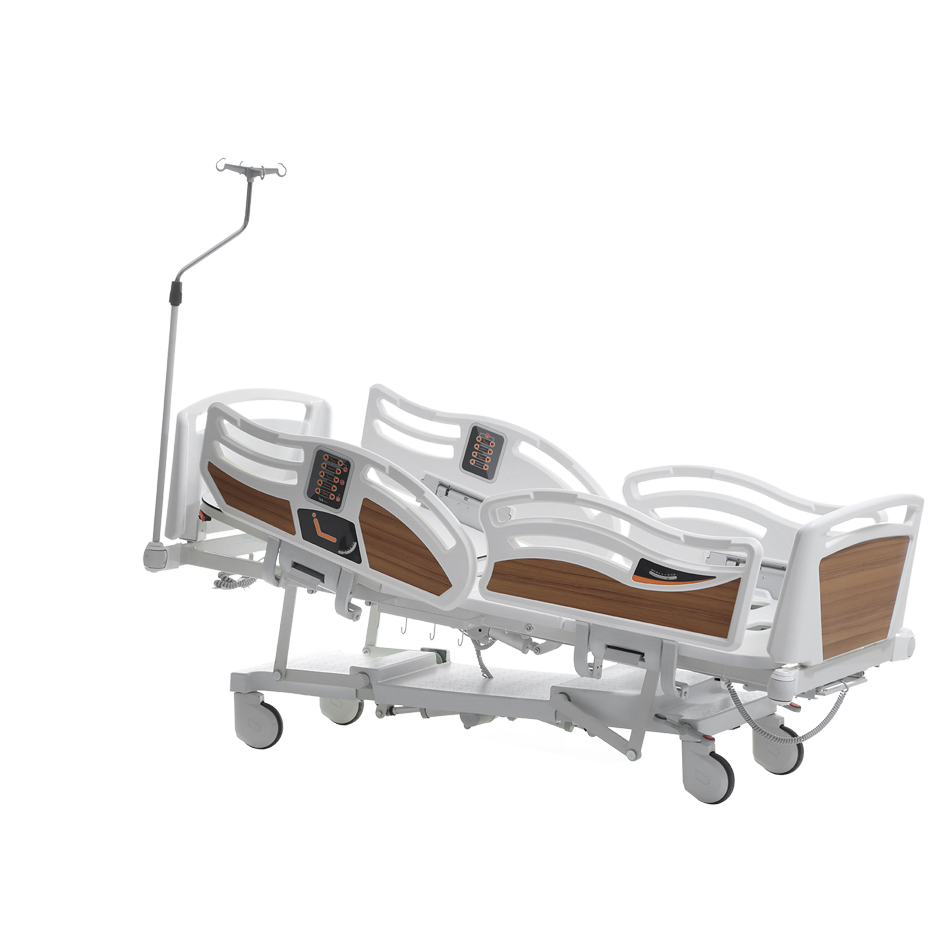 FAULTLESS - 3400 HOSPITAL BED WITH 4 MOTORS (ICU) Detail 1