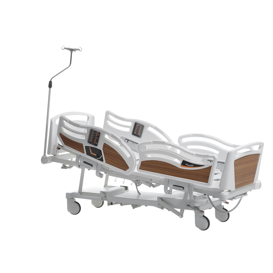 FAULTLESS - 3400 HOSPITAL BED WITH 4 MOTORS (ICU) Detail 0