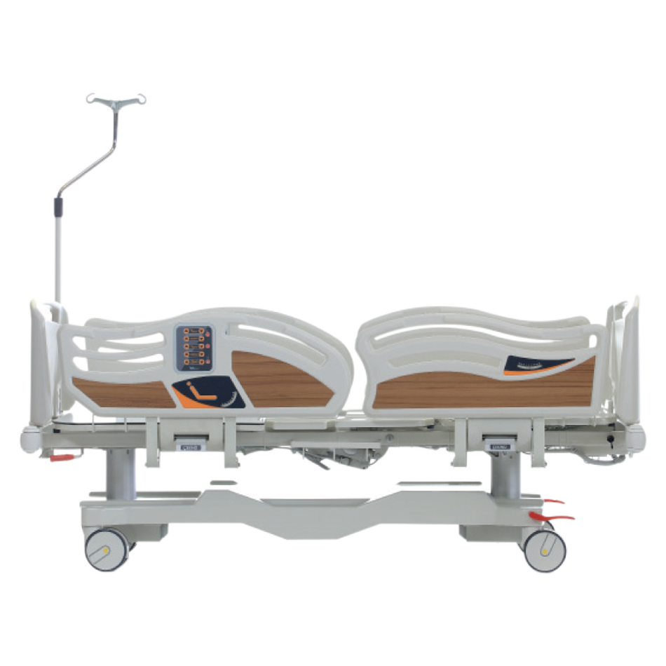 FAULTLESS - 3500 HOSPITAL BED BED WITH COLUMN MOTORS-Detail-1