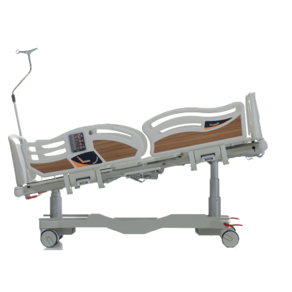 FAULTLESS - 3500 HOSPITAL BED BED WITH COLUMN MOTORS-Detail-2