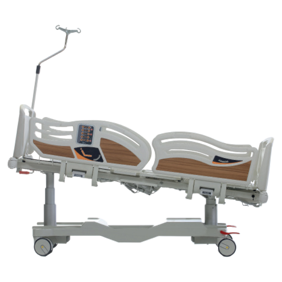 FAULTLESS - 3500 HOSPITAL BED BED WITH COLUMN MOTORS-Detail-3