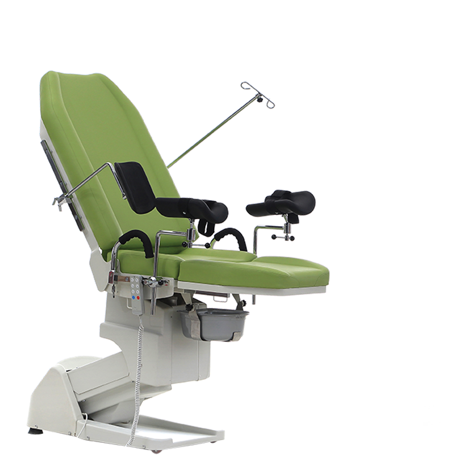JME-30 GYNECOLOGICAL EXAMINATION CHAIR WITH THREE MOTORS Detail 0