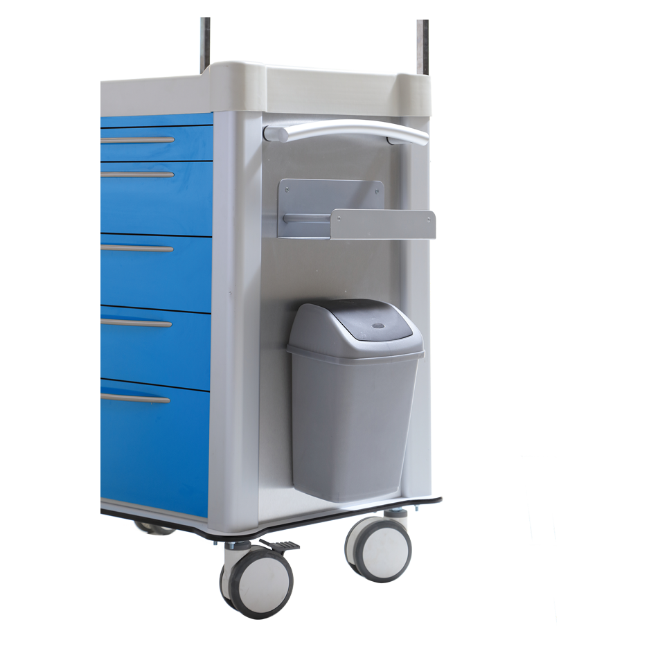 TECHNOplus TPS-3025 MEDICINE & TREATMENT CART Detail 1