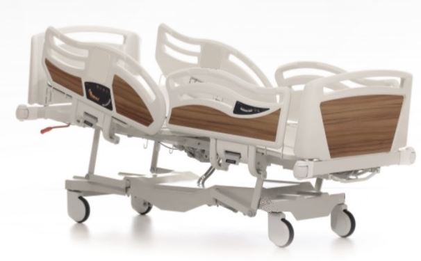FAULTLESS - 3410 HOSPITAL BED WITH 4 MOTORS (ICU) Detail 0